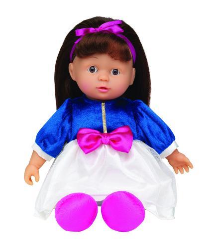 Panenka Julia princezna 30cm, 2druhy