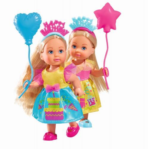 Panenka Evička Happy Birthday, 2 druhy