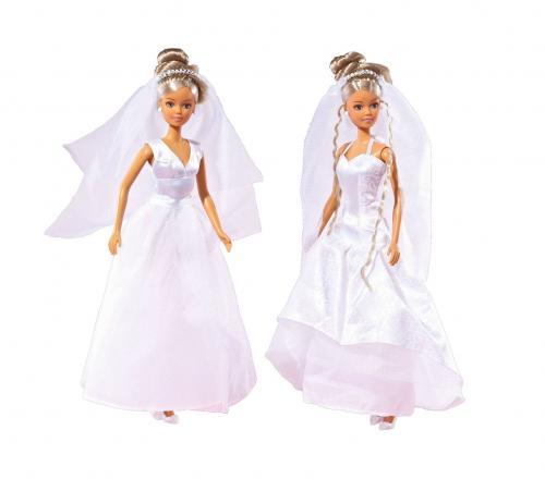 Panenka Steffi Love nevěsta