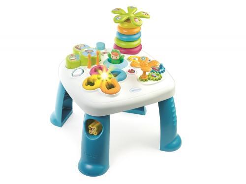 Smoby Cotoons Multifunkční hrací stůl Modrá