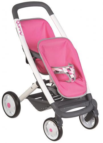 Sportovní kočárek pro panenky dvojčata Maxi Cosi