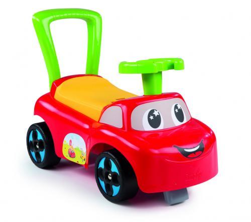 Smoby 443015 auto odrážedlo Garcon červené