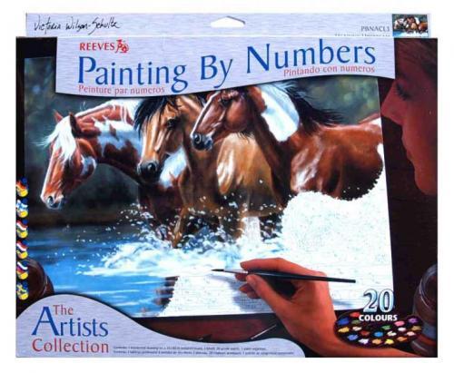 Malování podle čísel - Art.Coll.30