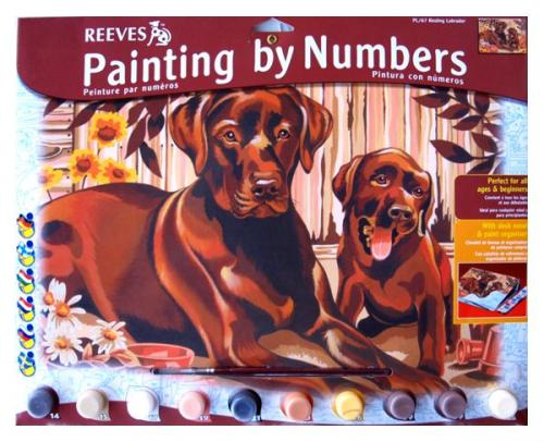 Malování senior Reeves