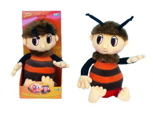 Včelí medvídek - Brumda plyšový s písničkami