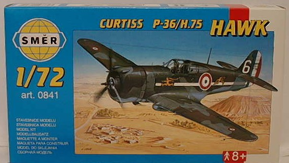 Curtiss P-36/H.75 Hawk