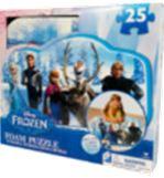 Frozen pěnové puzzle 25ks