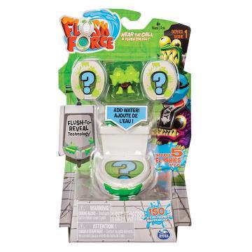 Flush Force 4 figurky + záchod, více druhů