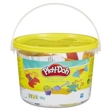 Play-Doh - Mini kyblík s kelímky a formičkami