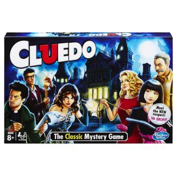Společenská detektivní hra Cluedo