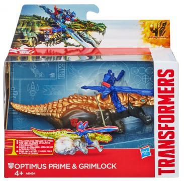 Transformers 4 Transformeři na zvířatech
