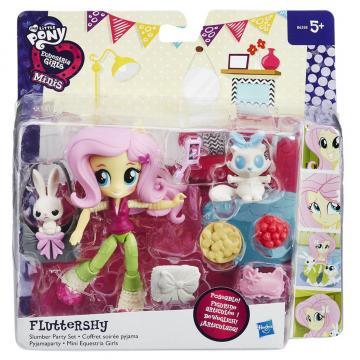 Equestria Girl Malé panenky s doplňky, více druhů