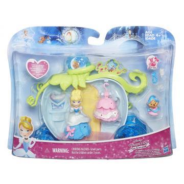 Disney Princezny Mini hrací set s panenkou, více druhů