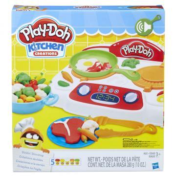 Hasbro Play-Doh Vařič smažič se zvuky