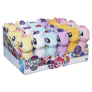 """My Little Pony 12cm plyšový poník """"s potiskem hřívy"""""""