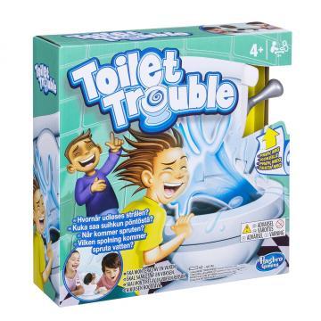 Společenská hra Toilet Trouble