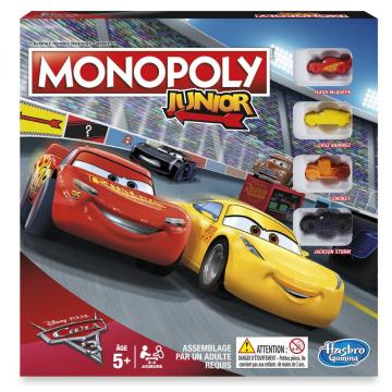 Monopoly Cars 3