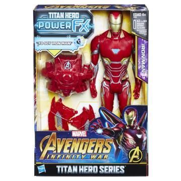 Avengers 30cm figurka Power Pack IM