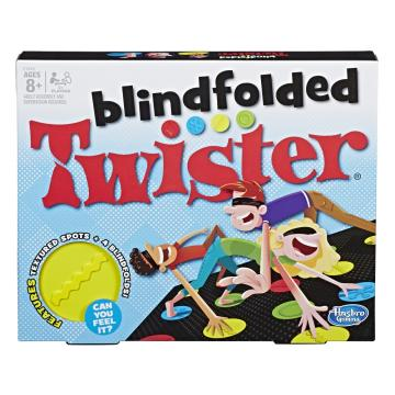 Hasbro Spol. hra Twister naslepo