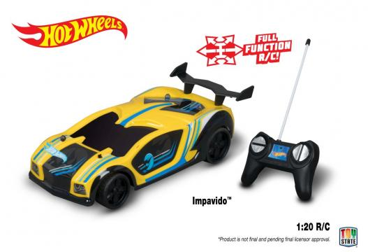 RC Hot Wheels Impavido
