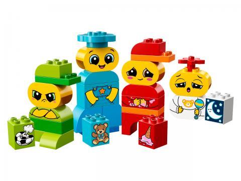 LEGO Duplo 10861 Moje první pocity