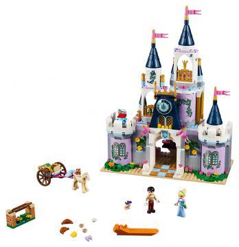 LEGO Disney 41154Popelčin vysněný zámek