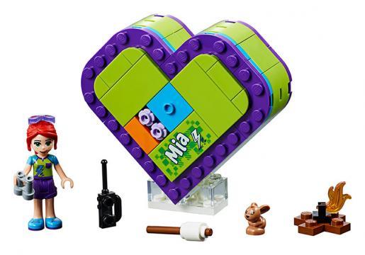 LEGO Friends 41358 Miina srdcová krabička