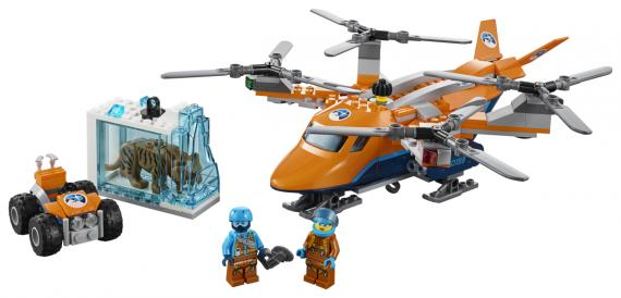 LEGO City Arctic Expedition 60193 Polární letiště