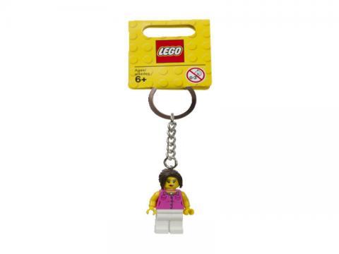 Lego Klíčenka 6043259 Girl Heart