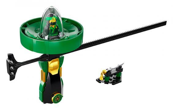 LEGO Ninjago 70628 Lloyd - Mistr Spinjitzu