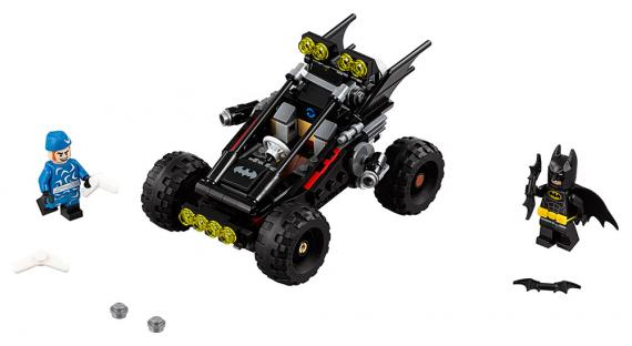 LEGO Batman Movie 70918 Pouštní Bat-bugina