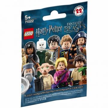 LEGO Minifigurky 71022 Harry Potter a Fantastická zvířata