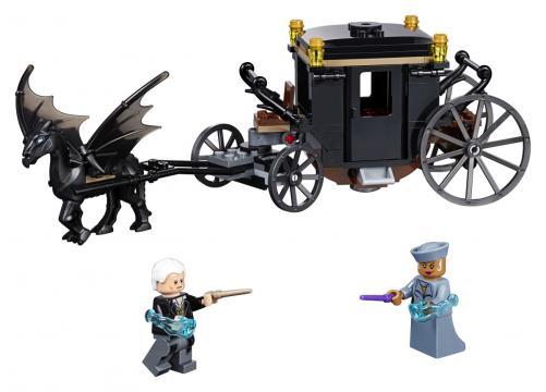 LEGO Fantastic Beasts 75951  Grindelwaldův útěk