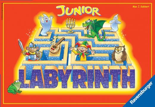 Ravensburger hra Labyrint Junior