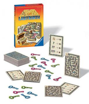 Labyrint Honba za pokladem