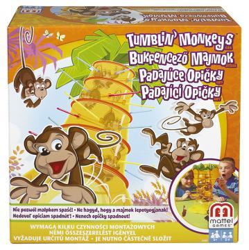 Hra Padající opičky