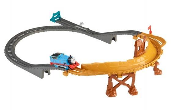 Fisher-Price Set rozbitý most