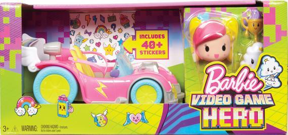 Barbie VE SVĚTĚ HER SET S AUTEM