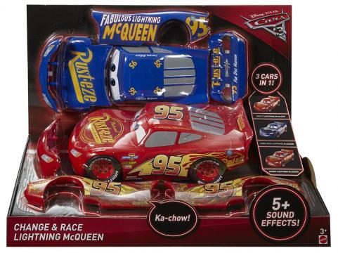 Cars 3 Vyladěný Blesk McQueen