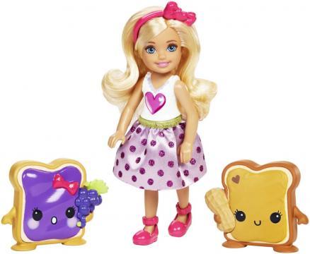 Barbie CHELSEA A SLADKÉ DOBROTY, více druhů