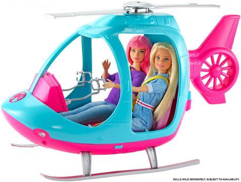 Barbie VRTULNÍK