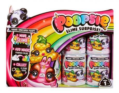 MGA Poopsie Surprise balíček pro přípravu slizu