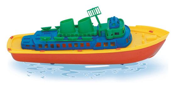 Loď - parník