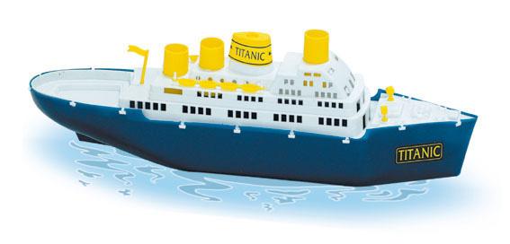 Loď Titanic