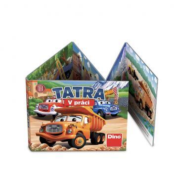 Tatra v práci leporelo