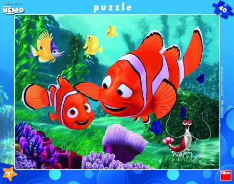 Dino puzzle Walt Disney Nemo 40 dílků