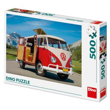VW Camper van 500 dílků
