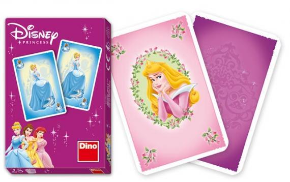 Disney Princezny karty Černý Petr