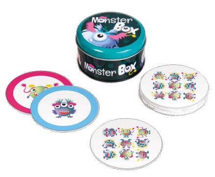 Monster Box Cestovní hra