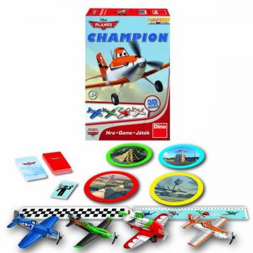 Hra Letadla Champion